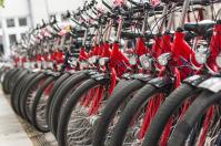 Wymiana części w rowerze